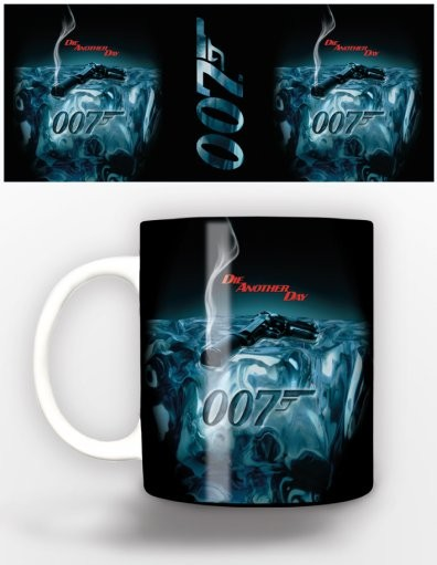 чаша James Bond - die another day