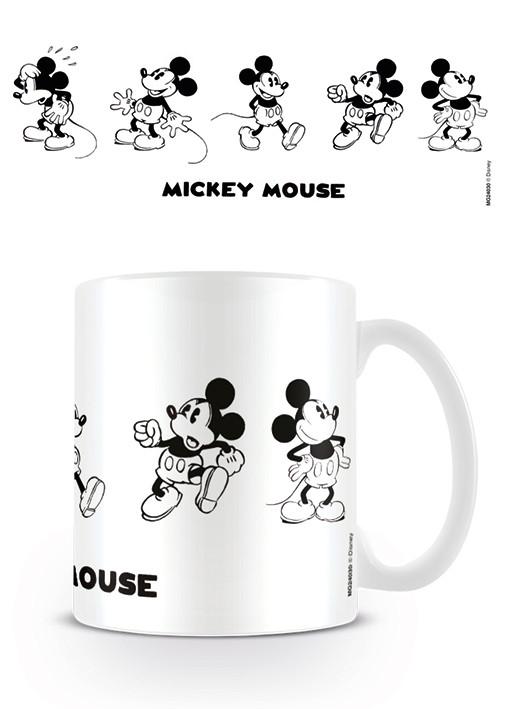 Hrnek Myšák Mickey (Mickey Mouse) - Vintage