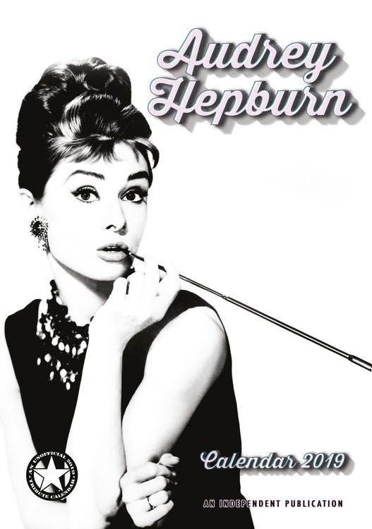 Audrey Hepburn naptár 2019