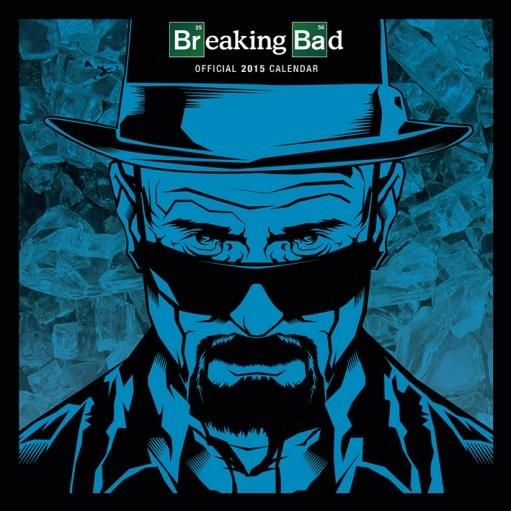 Breaking Bad (Totál Szívás) naptár 2016