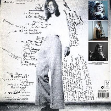 david naptár 2019 David Bowie naptár 2019 az Europosters.hu david naptár 2019