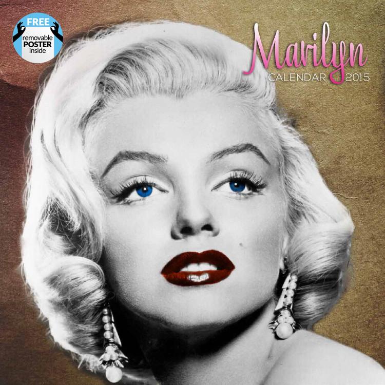 Marylin Monroe naptár 2017