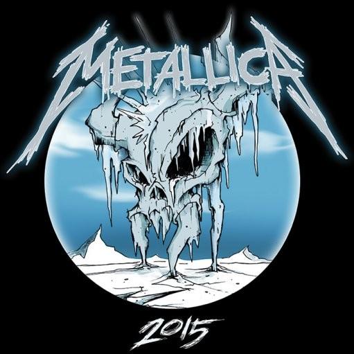Metallica naptár 2017