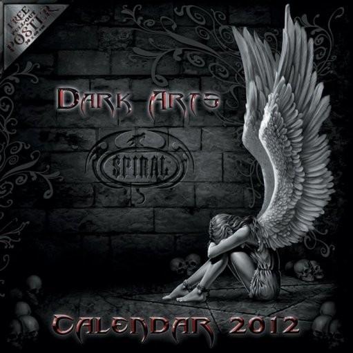 Naptár 2012 - SPIRAL naptár 2017
