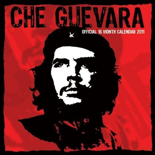 Official Calendar 2011 - CHE GUEVARA naptár 2017
