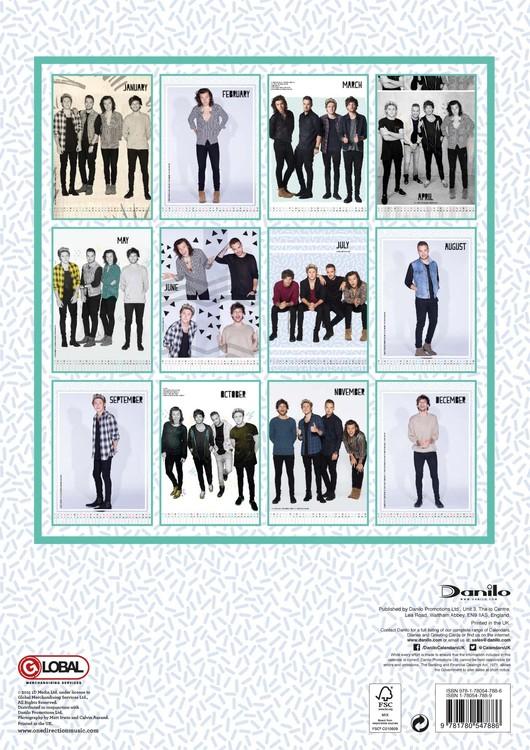 one direction naptár One Direction 1D naptár 2019 az Europosters.hu one direction naptár