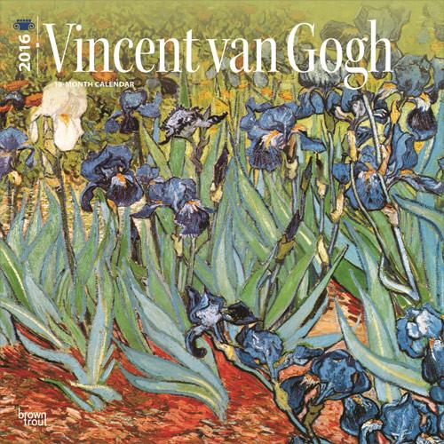 Vincent van Gogh naptár 2016