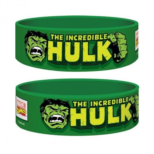Marvel Retro - Hulk Náramok silikonove