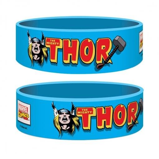 Marvel Retro - Thor Náramok silikonove
