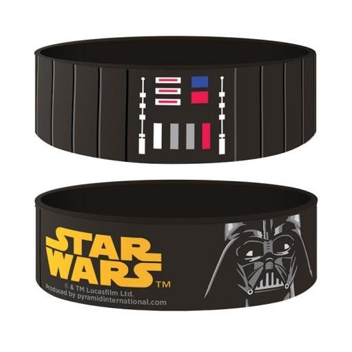 Star Wars - Darth Vader Náramok silikonove