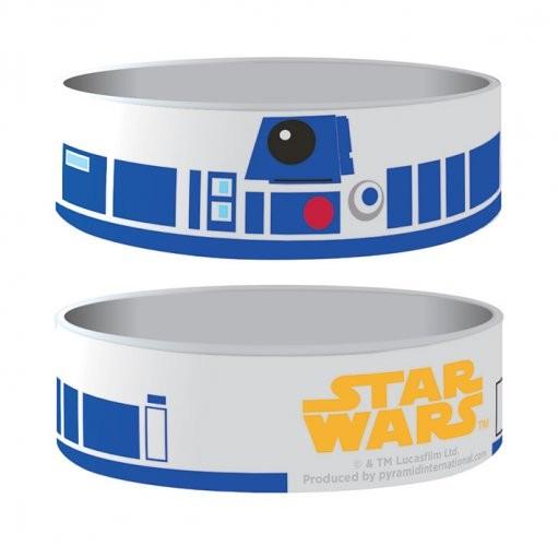 Star Wars - R2D13 Náramok silikonove
