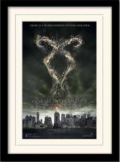NÁSTROJE SMRTEĽNÍKOV : MESTO Z KOSTÍ - rune