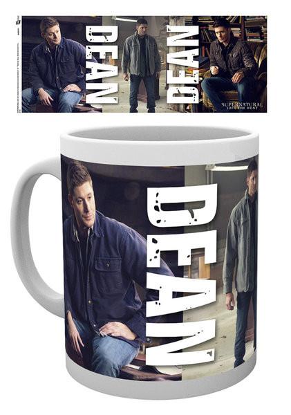 Kubek Nie z tego świata - Dean