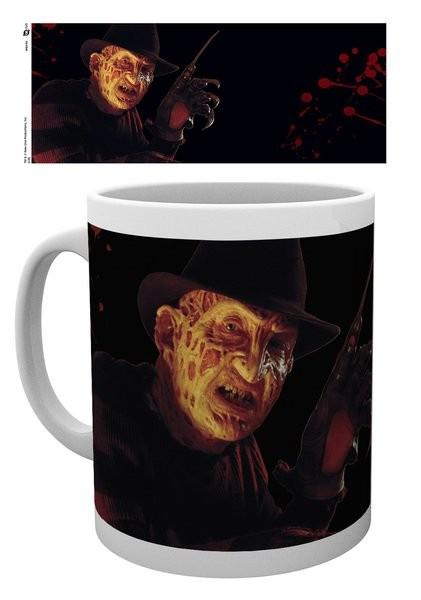 Hrnek Nightmare on Elm Street - Never Sleep Again