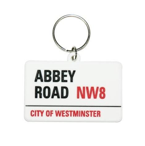 ABBEY ROAD Nøglering