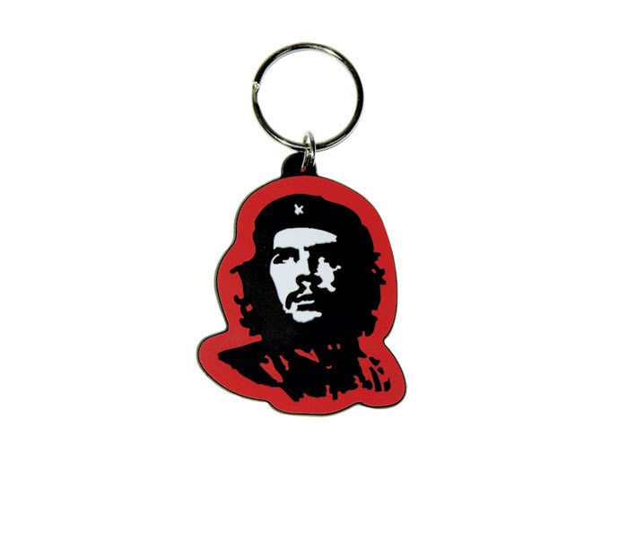 CHE GUEVARA - červená Nøglering