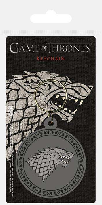 Game of Thrones - Stark Nøglering