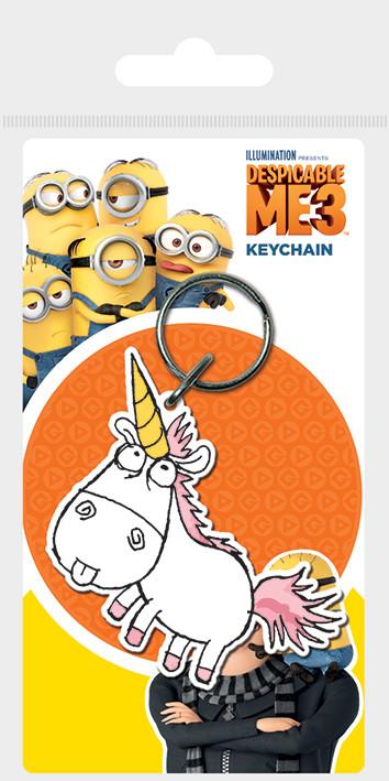 Grusomme mig 3 - Despicable Me - Unicorn Nøglering