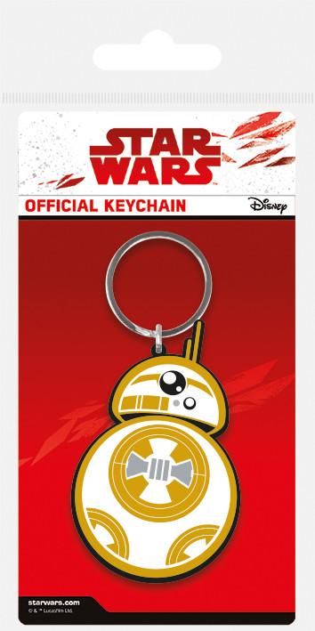 Star Wars: The Last Jedi -BB-8 Nøglering