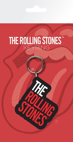 The Rolling Stones - Logo Nøglering