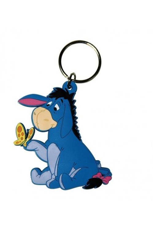 WINNIE THE POOH - donkey Nøglering