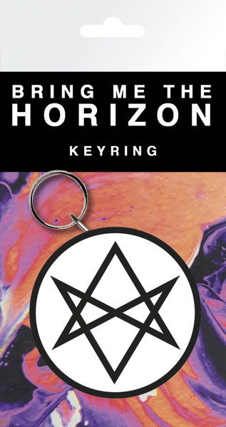 Bring Me The Horizon - Logo Nøkkelring