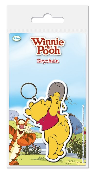 Winnie de Poeh Nøkkelring