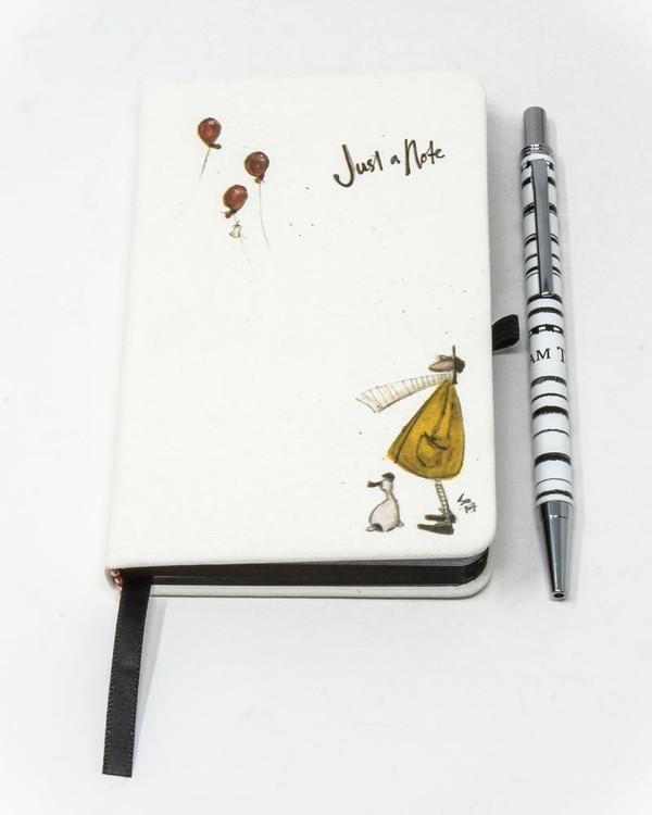 Notatnik Sam Toft - Just A Note