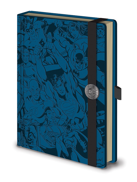 DC Originals A5 Premium Notebook Notitieblok