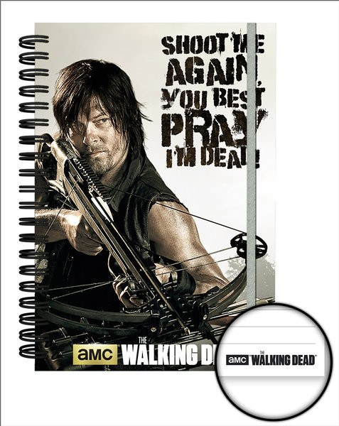 The Walking Dead - Crossbow Notitieblok