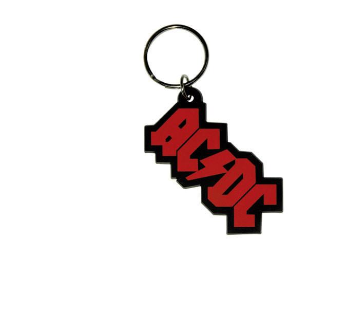 AC/DC - Logo Nyckelringar