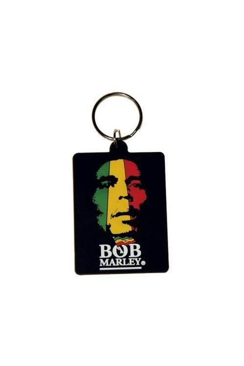 Bob Marley - Face Nyckelringar