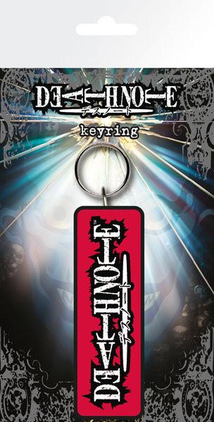 Death Note - Logo Nyckelringar