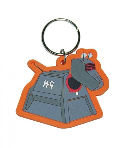 DOCTOR WHO - K9 Nyckelringar