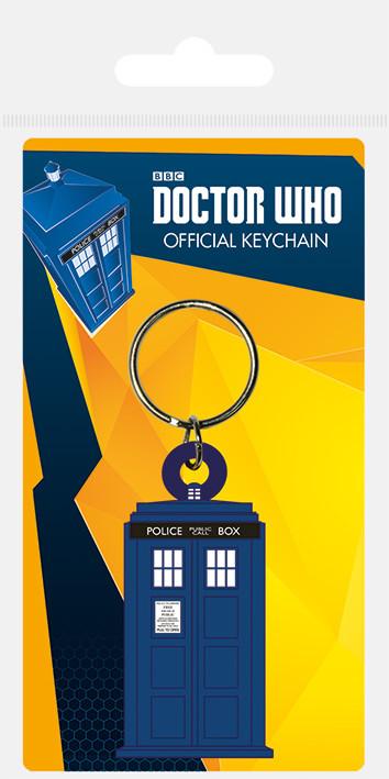 Nyckelring Doctor Who - Tardis