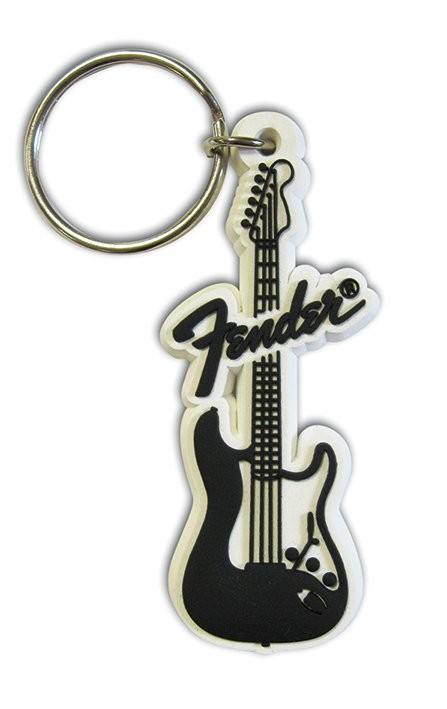 Fender - Stratocaster Nyckelringar