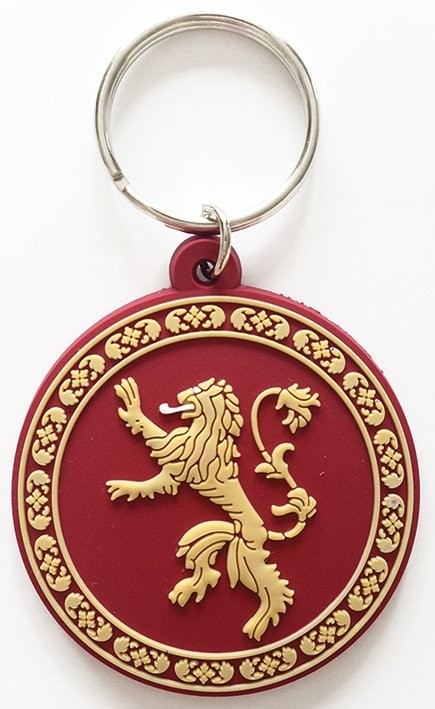 Nyckelring Game of Thrones - Lannister