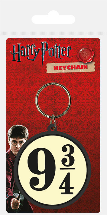 Nyckelring Harry Potter - 9 3/4