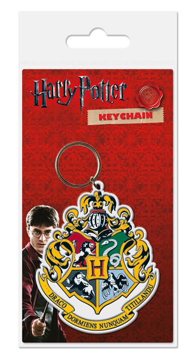 Harry Potter - Hogwarts Crest Nyckelringar
