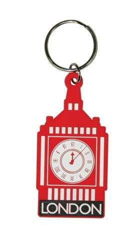 LONDON - big ben Nyckelringar