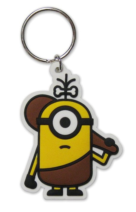 Minions (Despicable Me) - Cro-Minion Nyckelringar