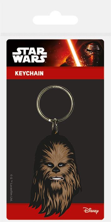 Nyckelring Star Wars - Chewbacca