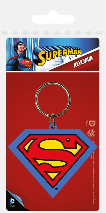 Nyckelring Superman - Shield