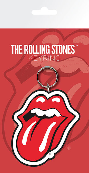 The Rolling Stones - Lips Nyckelringar