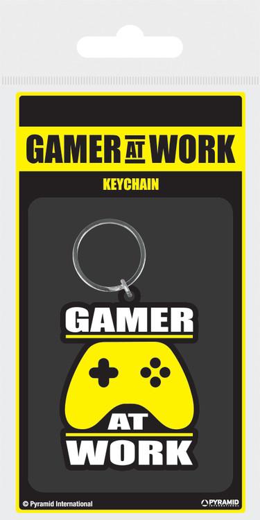 Gamer At Work - Joypad Obesek za ključe
