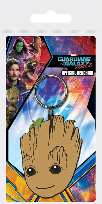 Guardians of the Galaxy Vol. 2 - Baby Groot Obesek za ključe