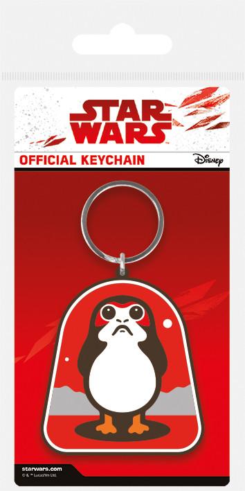Star Wars The Last Jedi - Porg Obesek za ključe