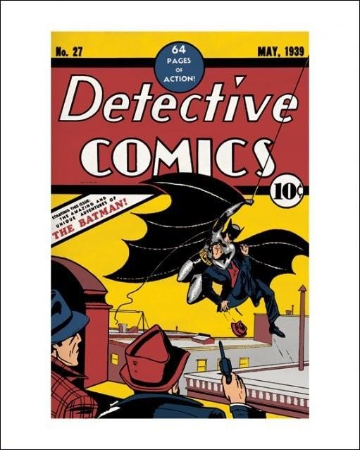 Reprodukce Batman