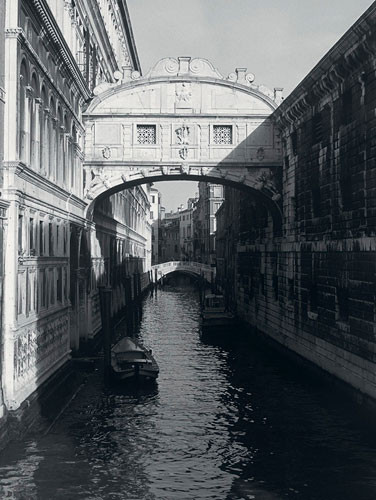 Bridge of Sighs , Obrazová reprodukcia
