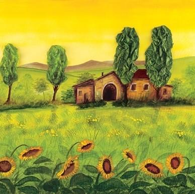 Farm Emilian, Obrazová reprodukcia